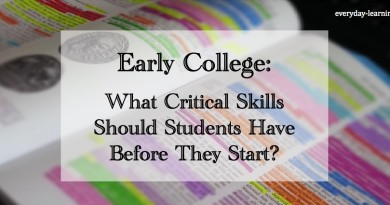 Early College Skills