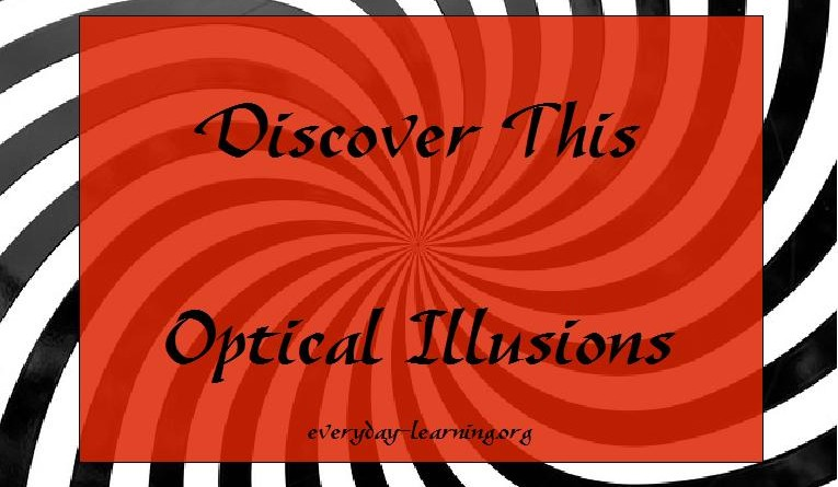 Discover This: Optical Illusions
