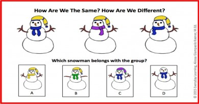 snowman logic