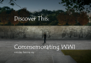 Discover This: WWI Memorial
