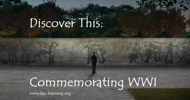 Discover This Commemorate WWI