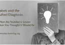 Labels and the Gifted Diagnosis