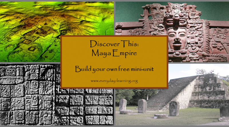 Discover This: Maya Empire