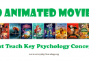 Teaching Psychology With Animated Movies