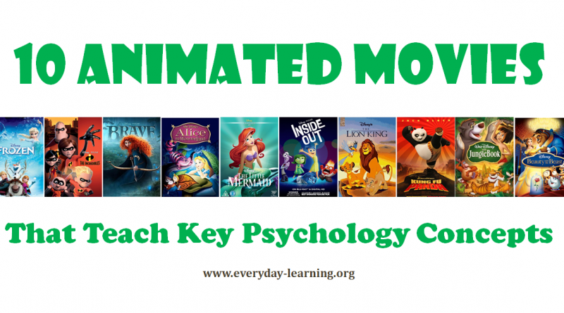 10 psych movies