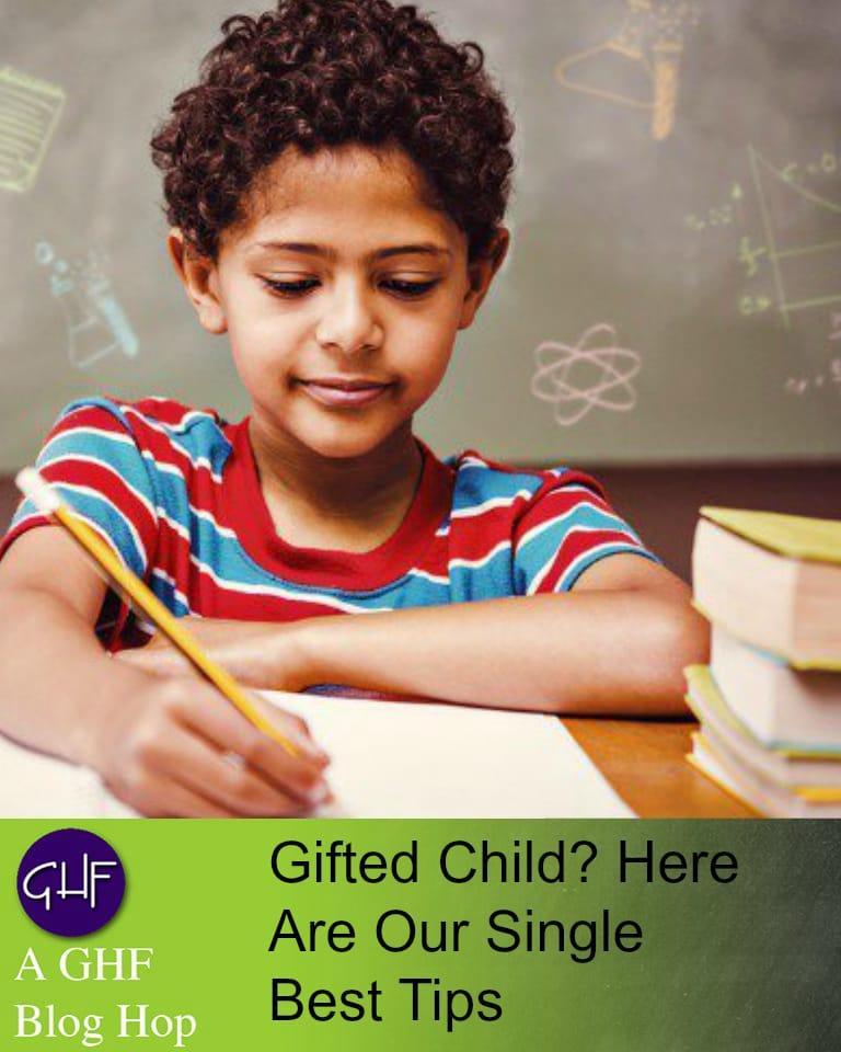 GHF Parenting advice blog hop